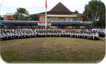 Pelantikan PASKIBRA Angkatan 14 - SMAN 3 Unggulan Kayuagung