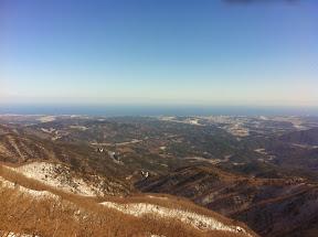 선자령 등산