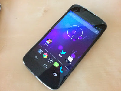 Nexus4入手!!
