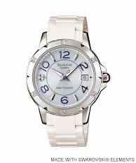 Casio Sheen : SHE-4035GL