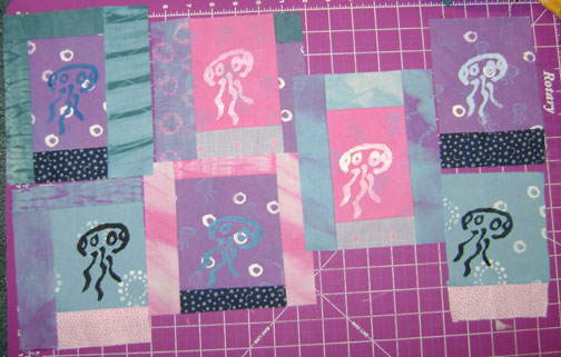 jellyprint piecing