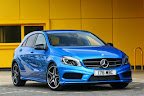 Fleet car award for Mercedes A-Class