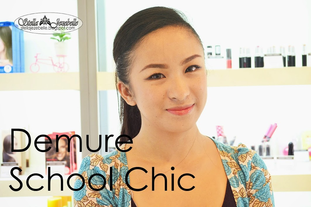 makeup for school, school makeup, natural makeup, fresh, glowing, tony moly, cambodia, phnom penh, cc cream, bb cream, korean, skin care,