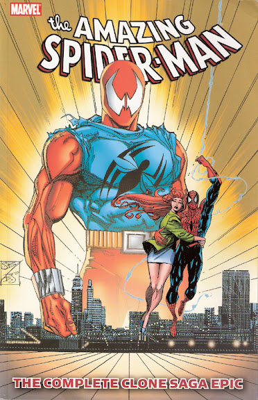 Spider-Man: The Complete Clone Saga Epic, Book 5 cover