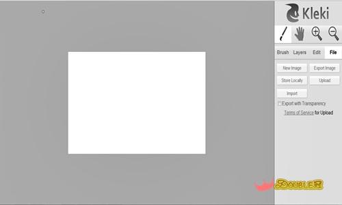 免費軟體線上繪畫系列-用kleki來做一張圖