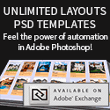 Unlimited Layouts PSD Templates