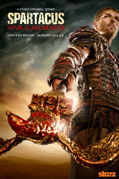 Spartacus: War Of  The Dammed [Latino]
