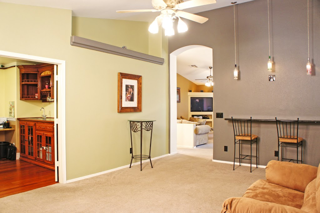 Great Room and Den in this home for sale in Surprise AZ