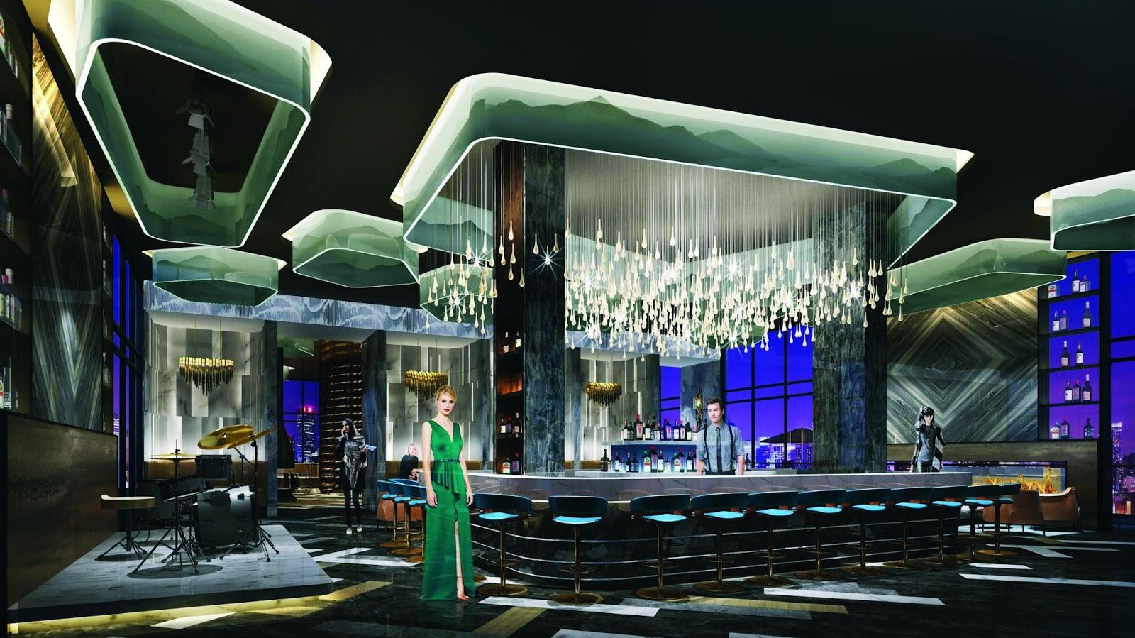 Sky Bar La Luna Resort