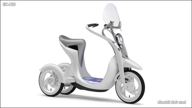 Honda - Yamaha Kolaborasi Bikin e-Bike Cerdas