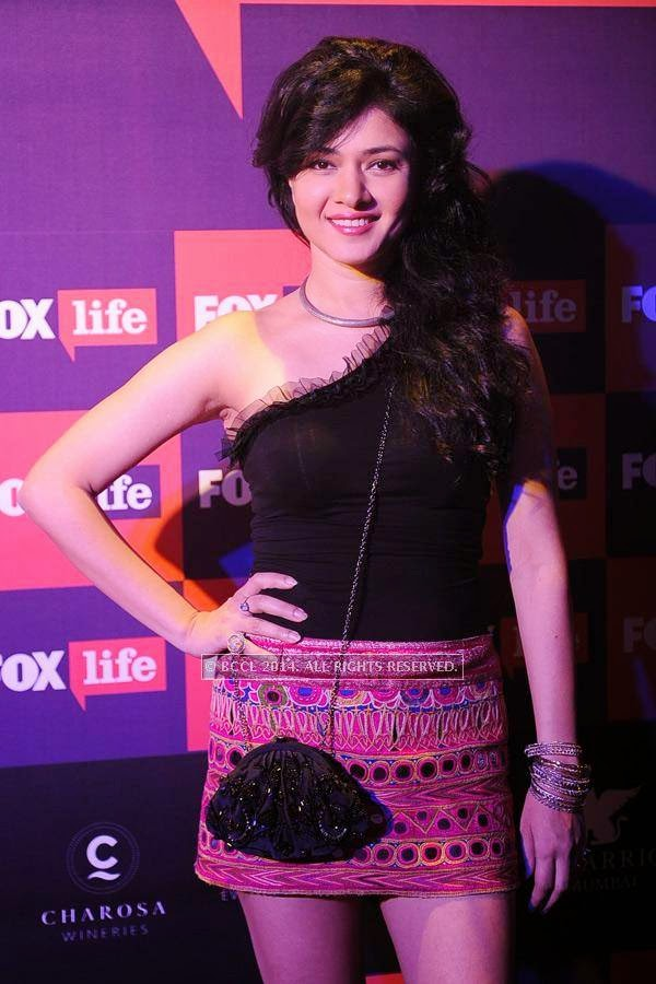 Sonal Sehgal during the launch of FOX Traveller's new television channel FOX Life, in Mumbai, on July 16, 2014.