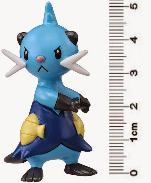 Hình ảnh Pokémon M-017 Dewott