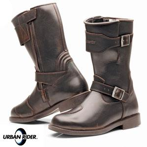 6477b012b3fca7 We have just received the new Stylmartin Legend R motorcycle boot (dark  brown). Also pictured is the Stylmartin Legend RS motorycle boot (sand).  Featuring:
