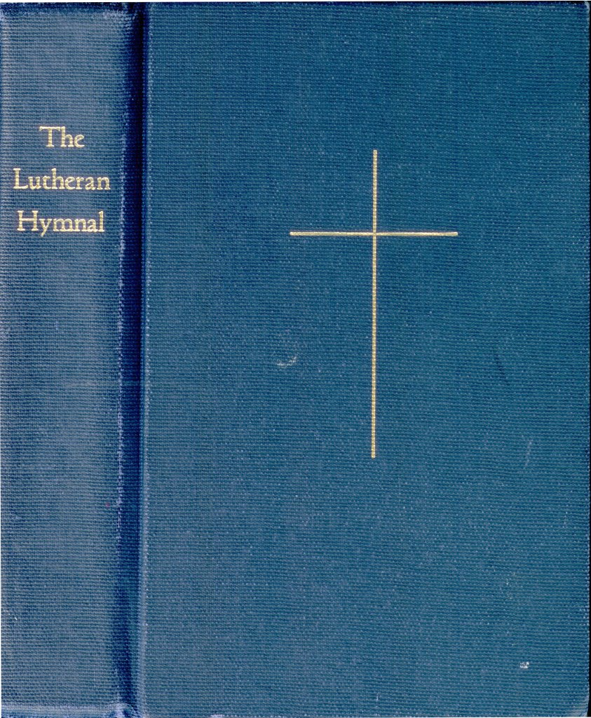 The Lutheran Hymnal, 1941