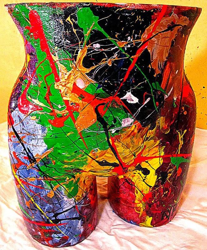 "Buttergirl"" 3D Body Art by Melissa Ayr — Melissa Ayr"