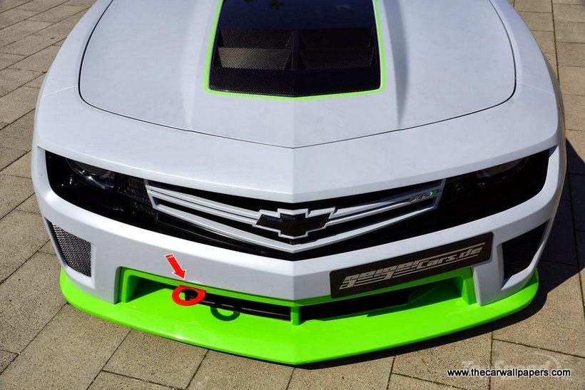 Chevrolet Camaro LS9 Geiger Cars