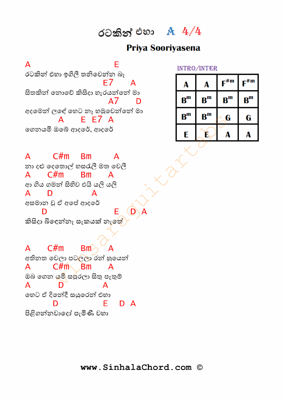 Sinhala guitar chords gallery guitar chords examples ratakin eha guitar chords sinhala guitar chordssinhala songs in verse you can replace b minor with hexwebz Choice Image