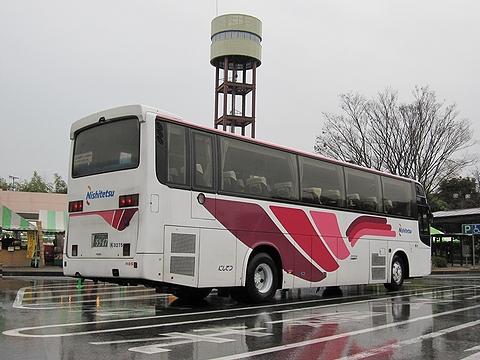 西日本鉄道 「フェニックス号」 3275 リア