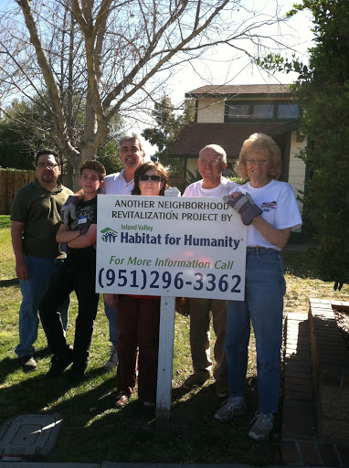 rotary club and habitat for humanity
