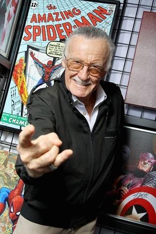 Happy 90th Birthday Stan Lee
