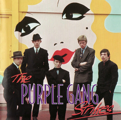 the Purple Gang ~ 1968 ~ The Purple Gang Strikes