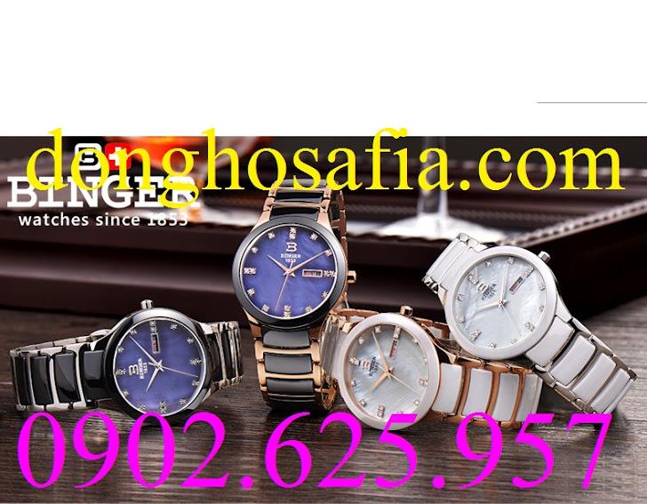 Đồng hồ đôi Binger GWD3