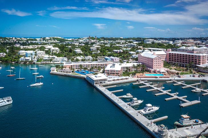 Fairmont Princess Hotel Bermuda.