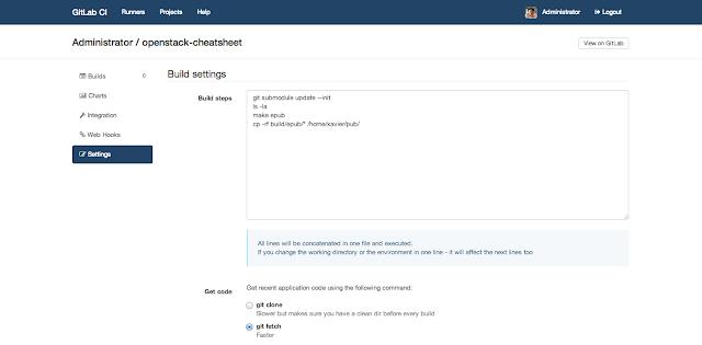 มาเล่น GitLab CI กัน « Thai Open Source