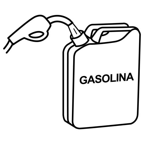 Imagenes Para Colorear De Una Gasolinera