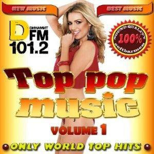 CD Top Pop Music Vol.1 (2012)