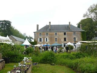 French Village Diaries Niort Poitou-Charentes Fete des Plantes et du Jardin au Domaine de Pere