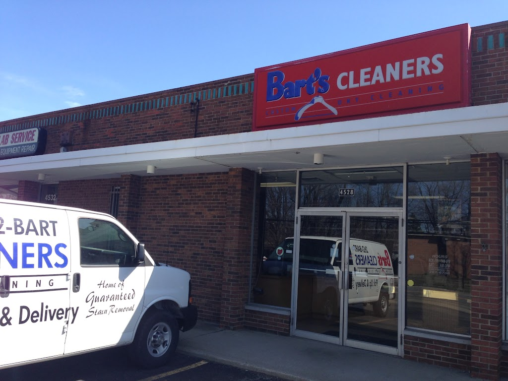 Dry Cleaner Columbus Ohio | Bart's Cleaners at 4528 Indianola Ave, Columbus, OH