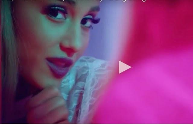 Grande Bang Ariana Bang by Jessie