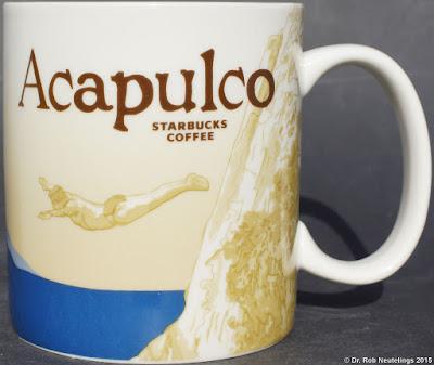 Mexico - Acapulco www.bucksmugs.nl