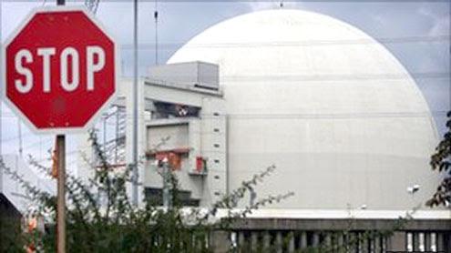 reaktor nuklir Jerman