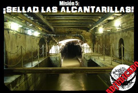 Campaña de La Era Zombie: La Zona Muerta Mis5