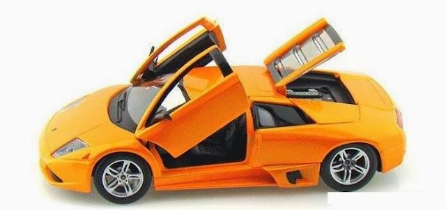 Mô hình Lamborghini Murcielago LP640 mở cửa