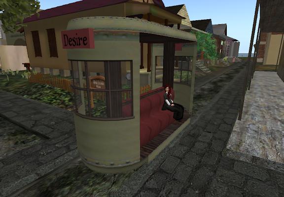 Well-behaved tram