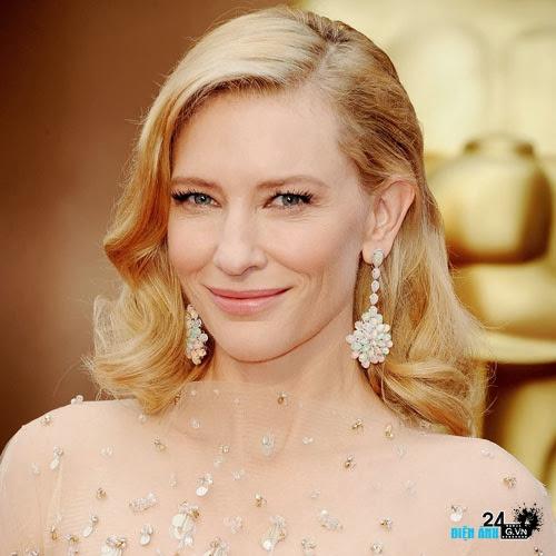 Sao nữ rạng ngời trên thảm đỏ Oscar - 7 Sao nữ rạng ngời trên thảm đỏ Oscar 2014