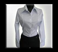 Blusas para uniformes de oficina elegenates y comodas.