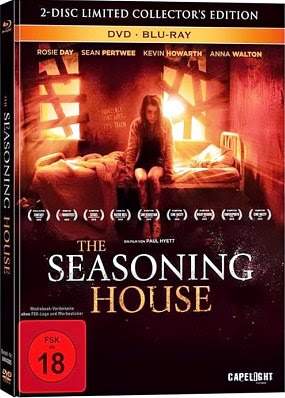 Filme Poster The Seasoning House BDRip XviD & RMVB Legendado