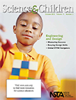 Cover of Science and Children, October 2013