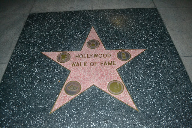 Голливуд - Аллея Славы (Hollywood Walk of Fame)