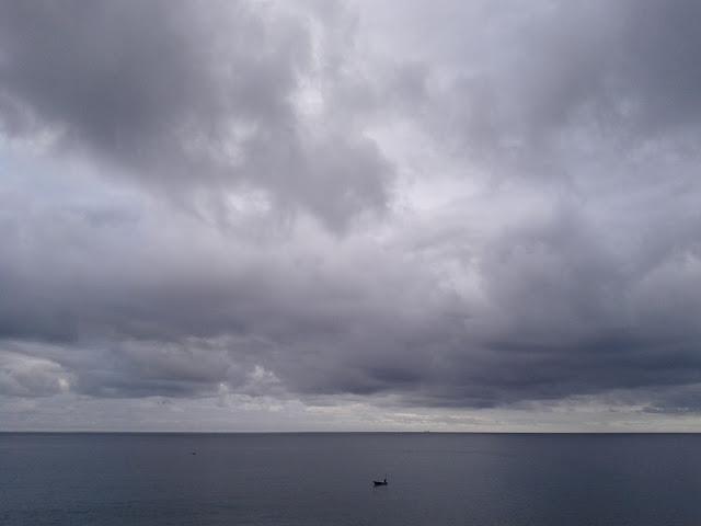 El mar en Zumaia