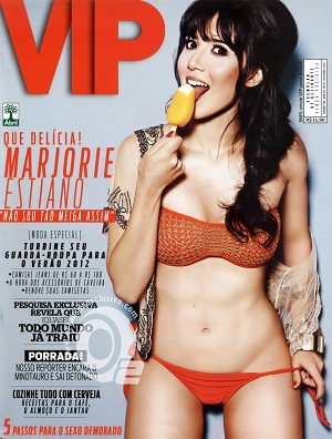 Download Revista Vip Marjorie Estiano Outubro 2011