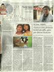 Artículo del periódico Levante: La Quinta que vino de China