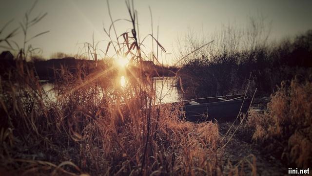 thơ tình con đò và bến sông