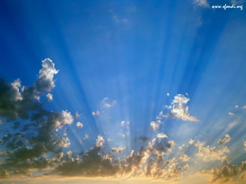 Un nuovo giorno nel cielo