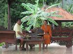 Banyuatis: le boss Putu et sa femme, Atres Villa