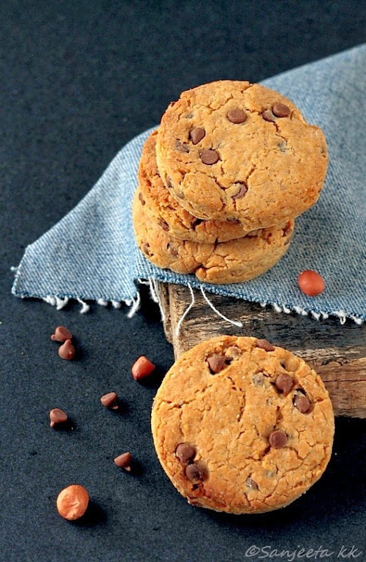 healthy wholrgrain cookie recipes